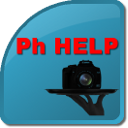 Photo Helper | watermark maker icon